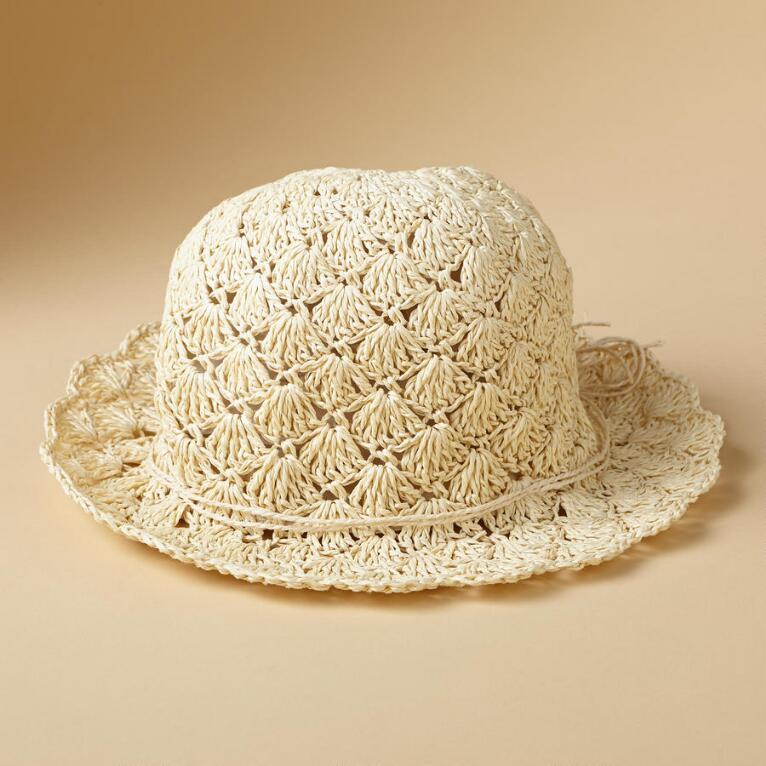 SHELL BEACH HAT