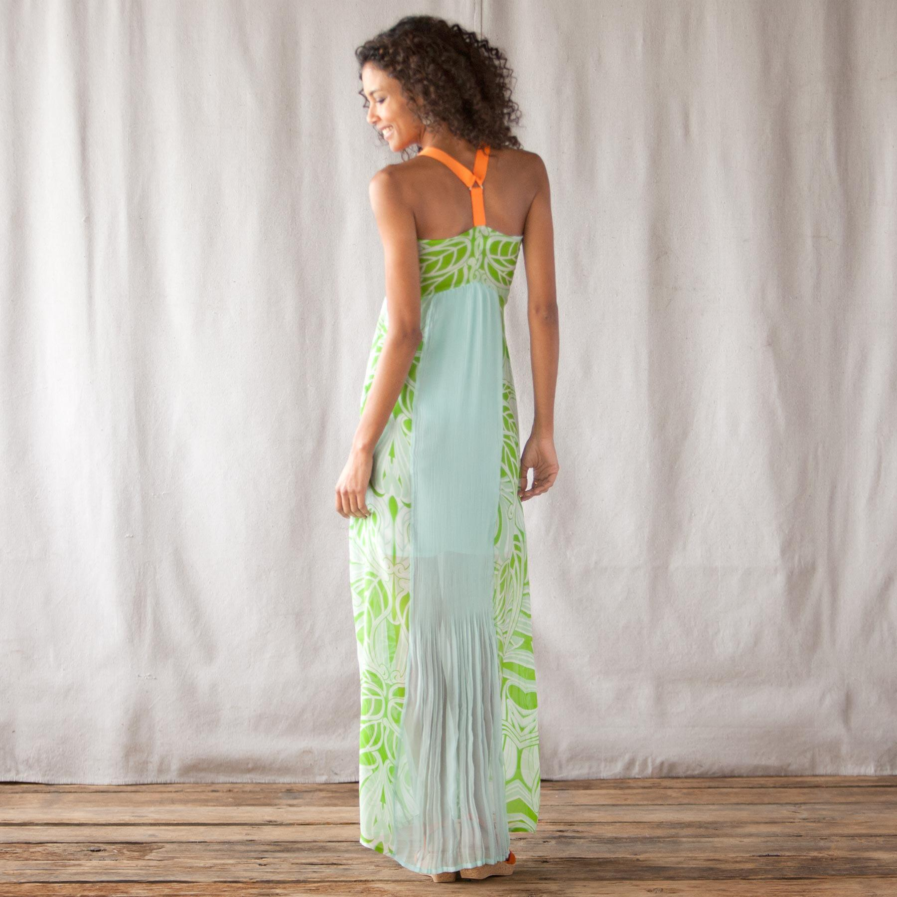 FERN GROTTO DRESS: View 2