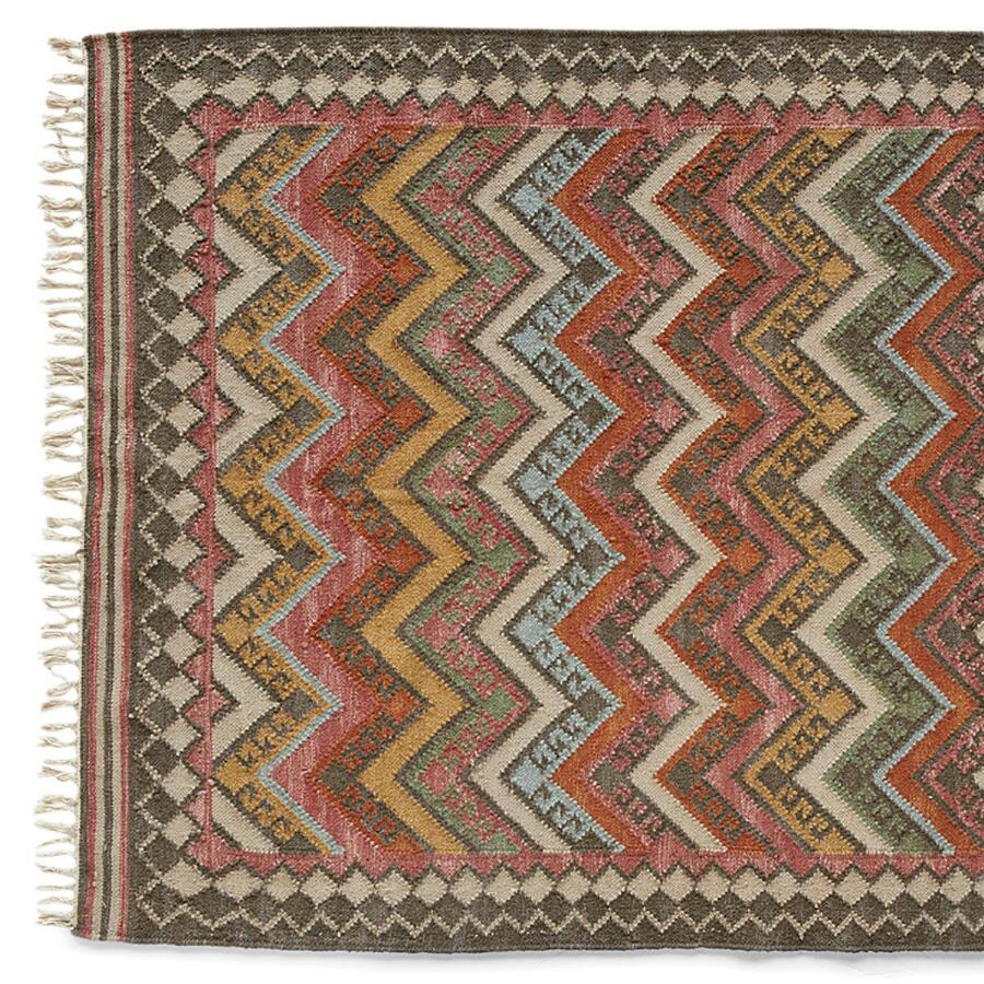 KILIM OF MANY COLORS RUG - LG