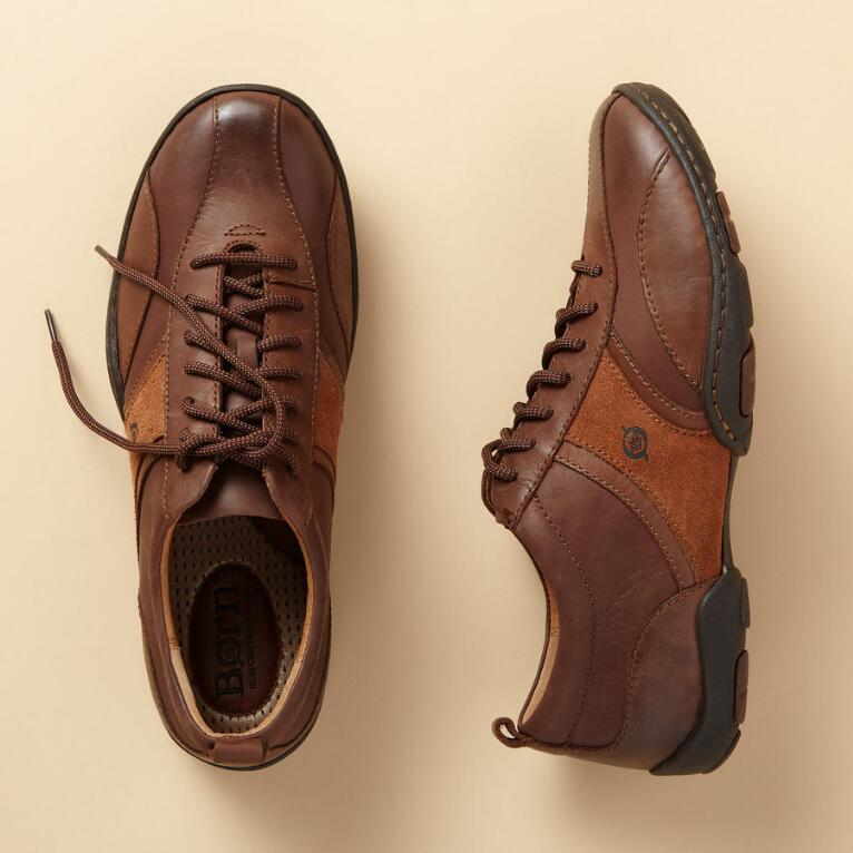 MEN'S BOLT OXFORDS