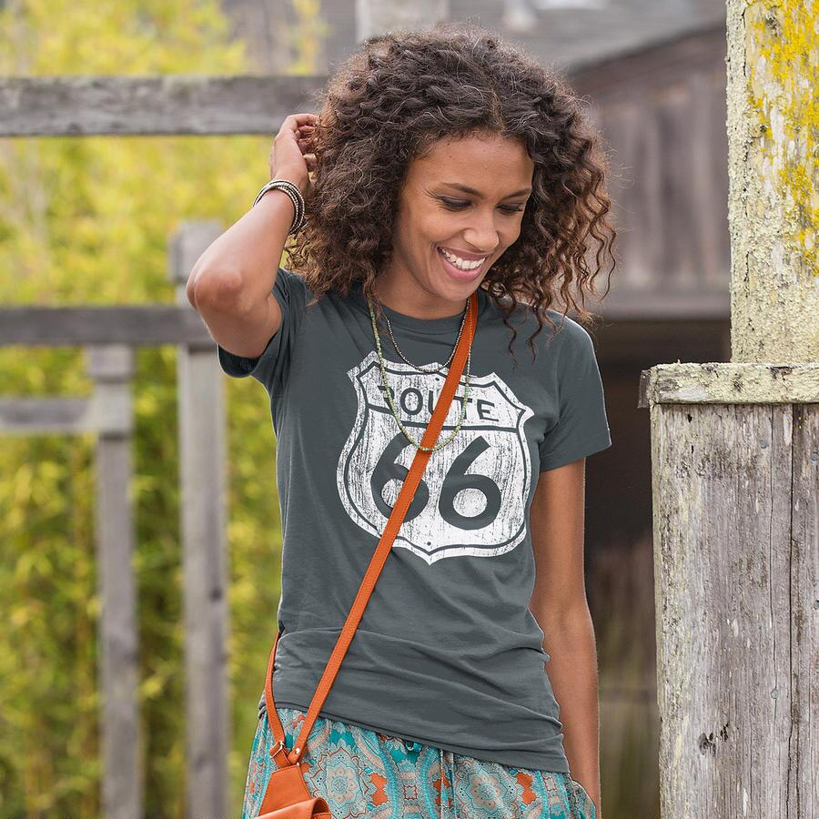 ROUTE 66 TEE