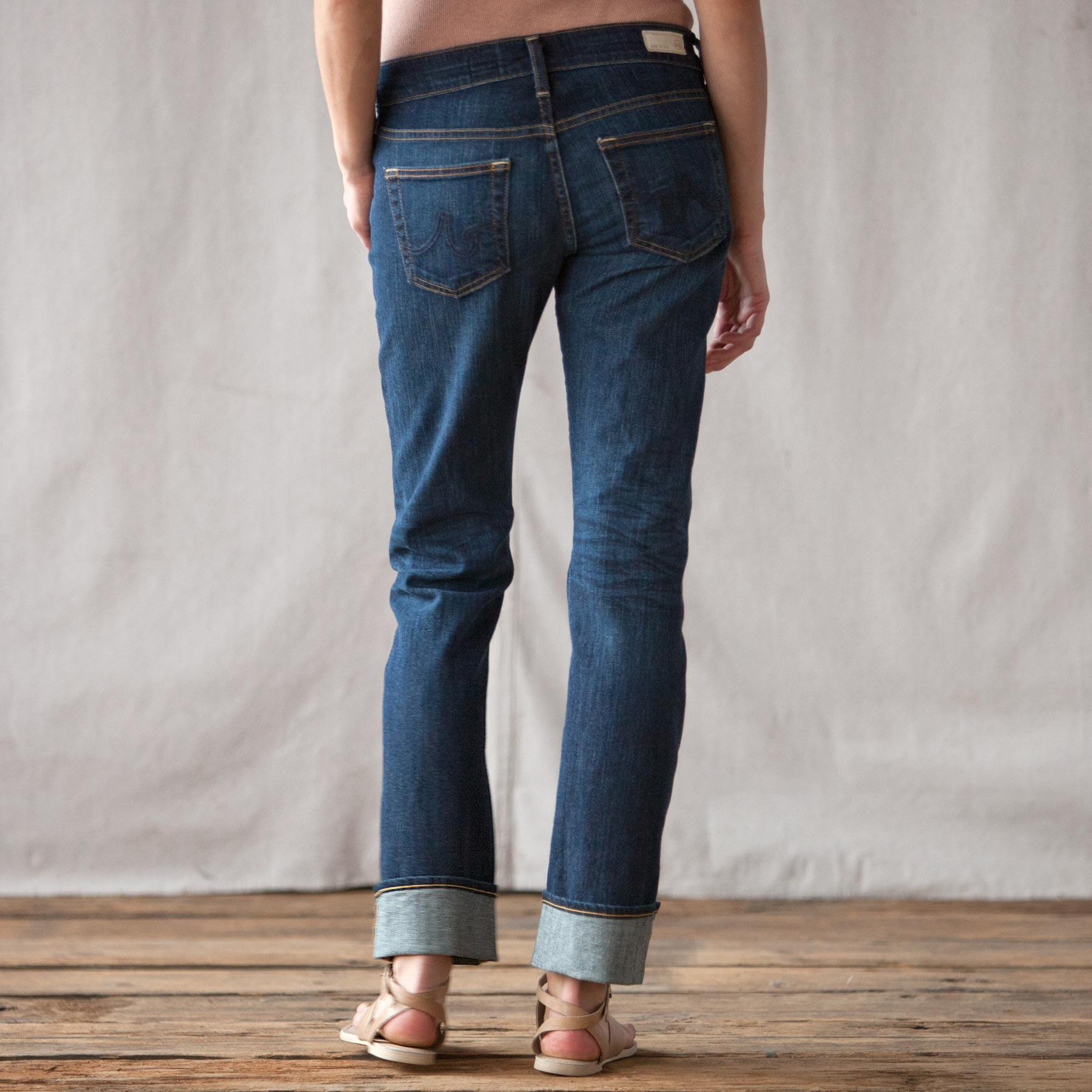 A G TOMBOY 5-YEAR JEANS: View 2