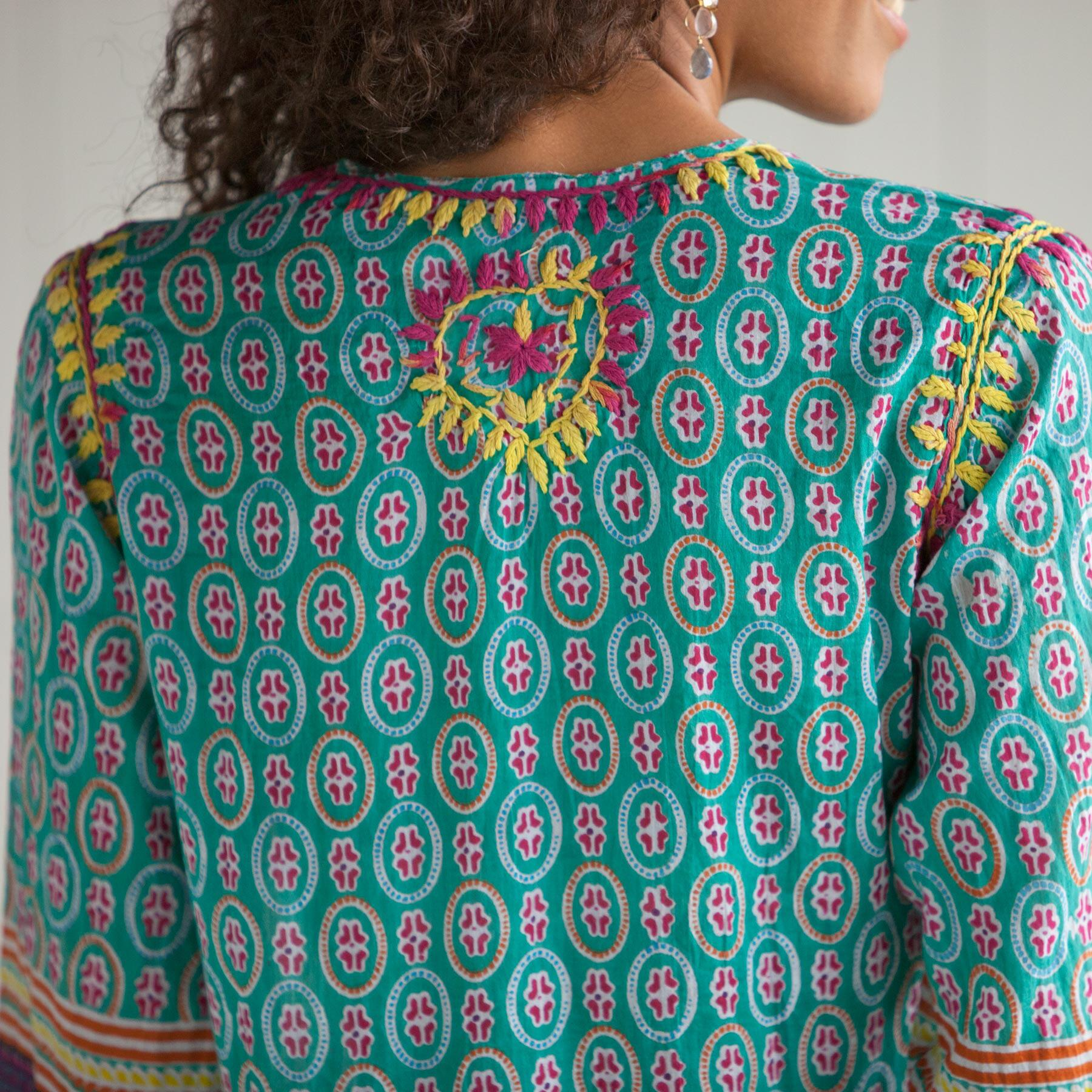 GRAND BAZAAR TUNIC: View 3