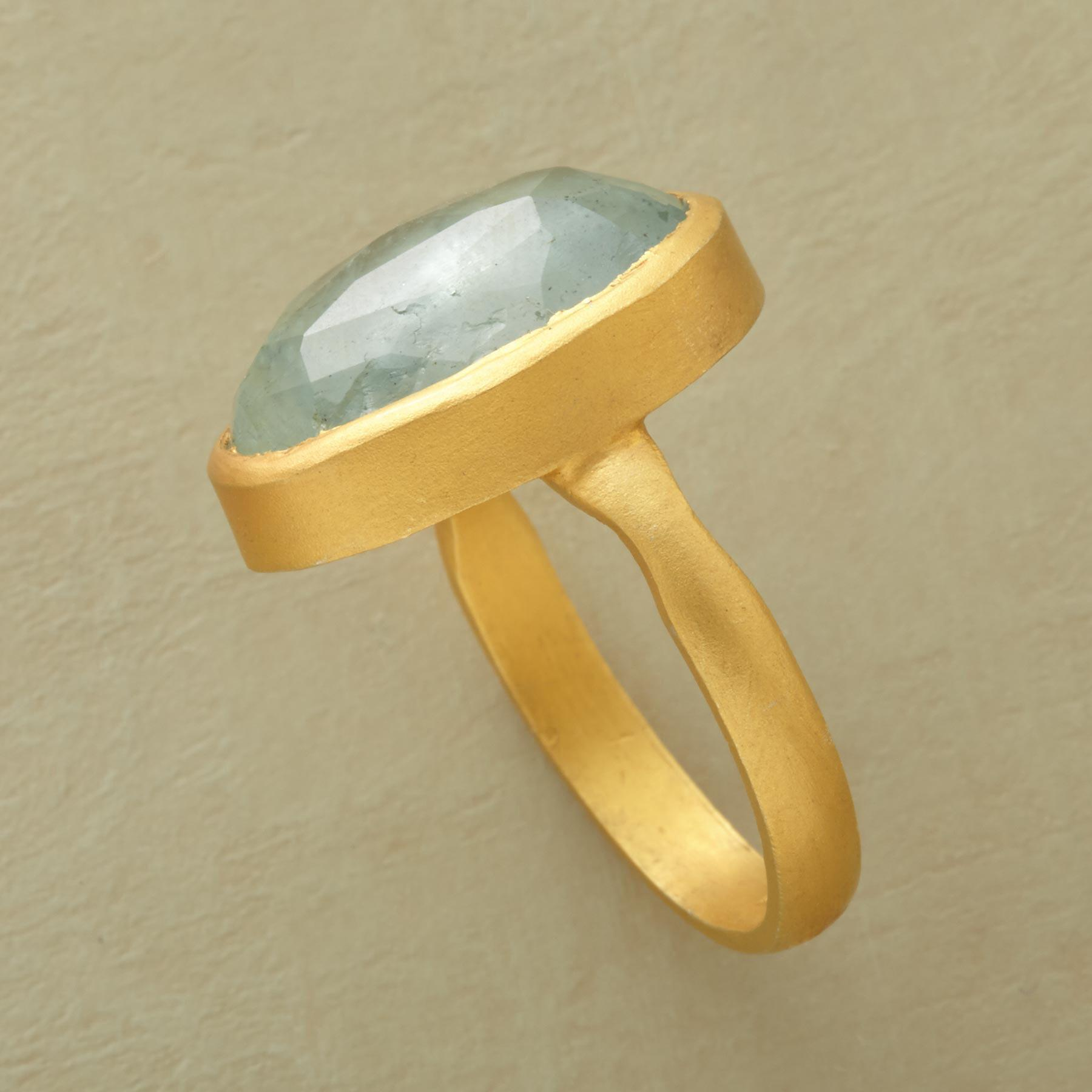 EYE OF THE SEA RING: View 2