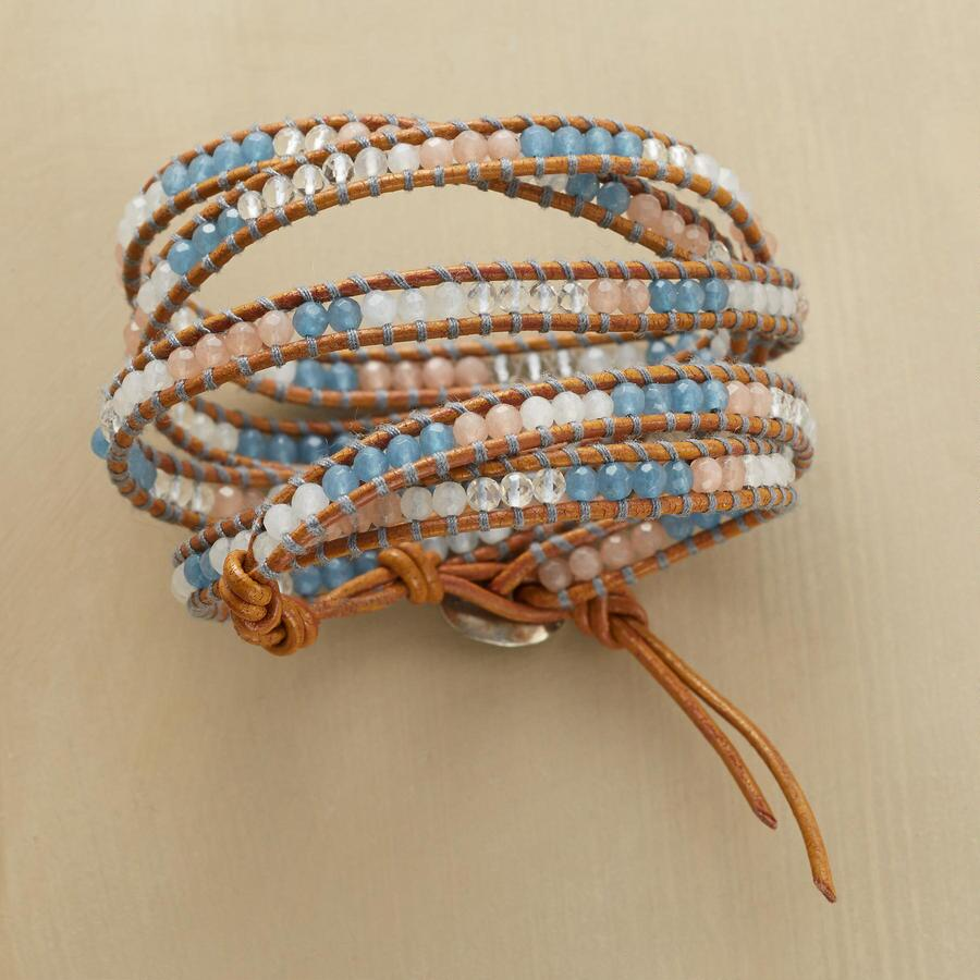 SKYDANCER 5 WRAP BRACELET