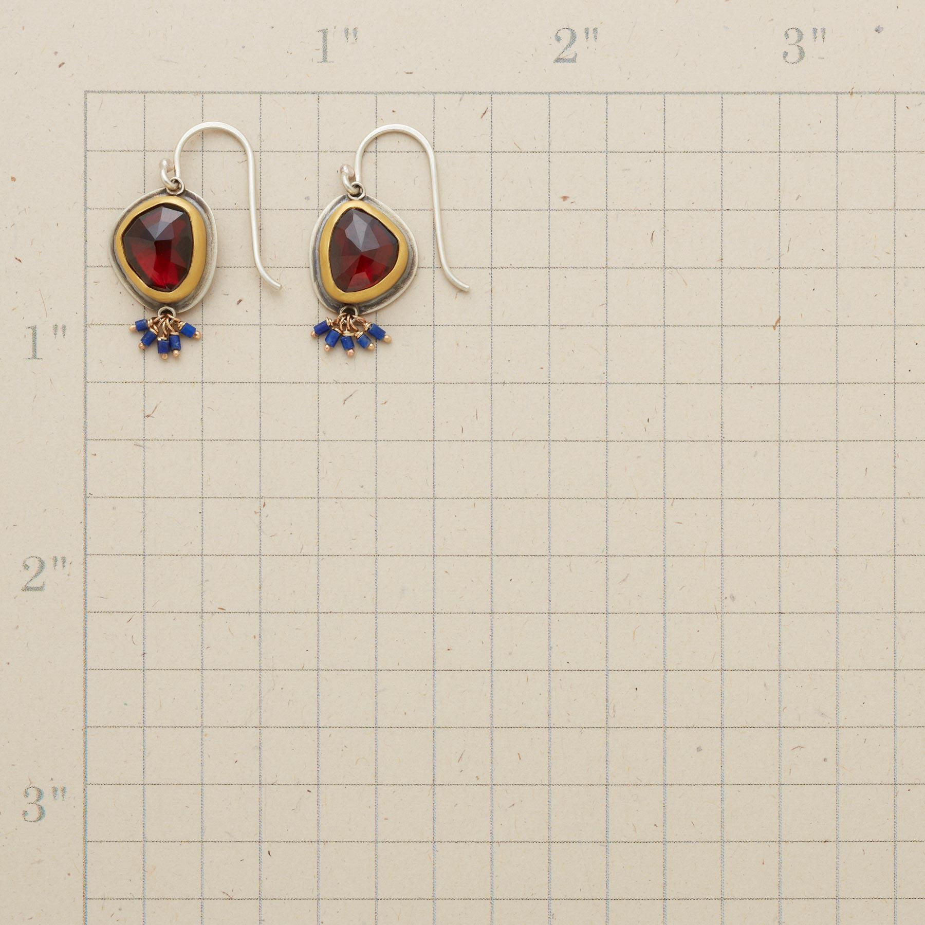 EYE OF THE TIGER EARRINGS: View 2