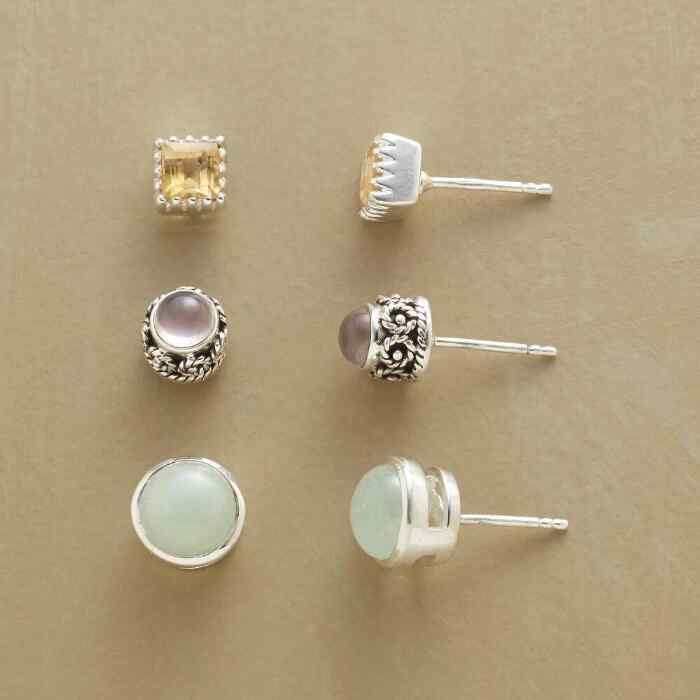 MELLOW MIX EARRING TRIO