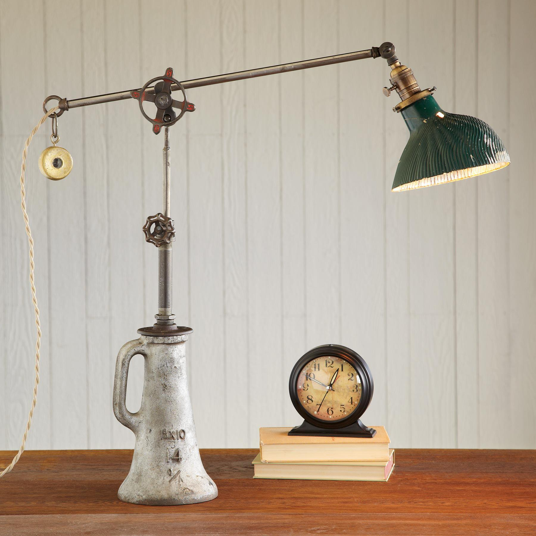 PENOBSCOT LAMP: View 1