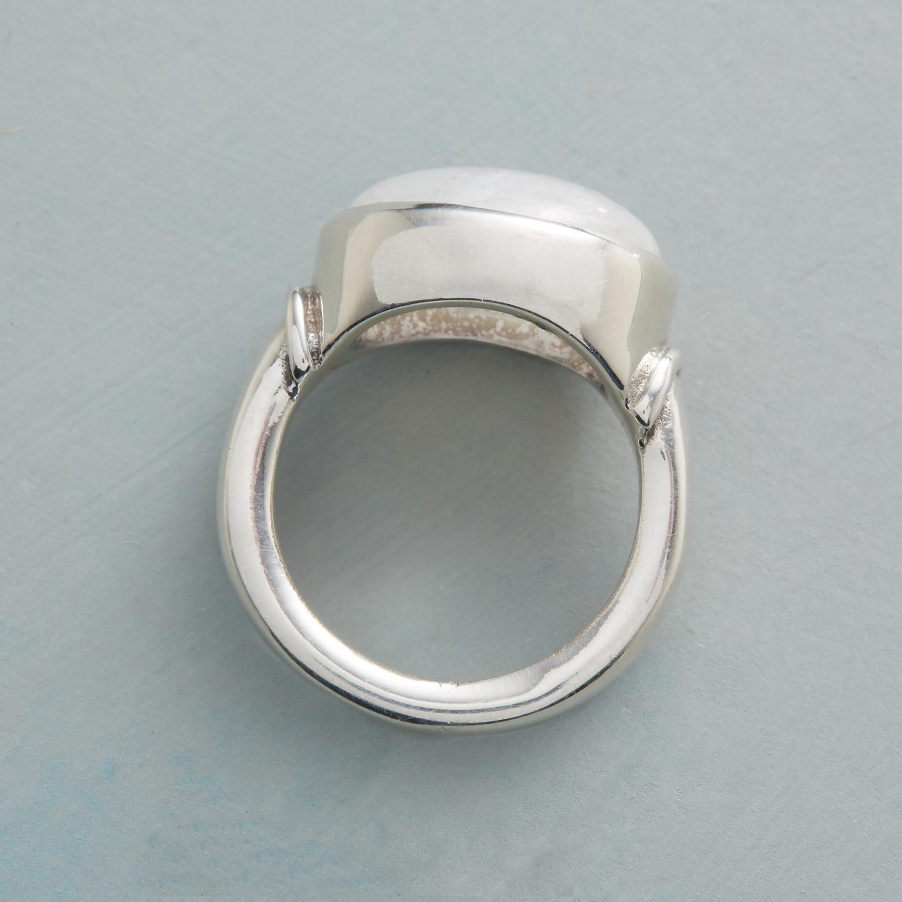 HEAVENLY RENDEZVOUS RING: View 2