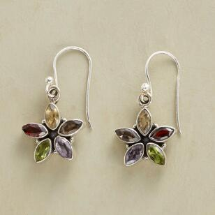 FLORAL FUSION EARRINGS