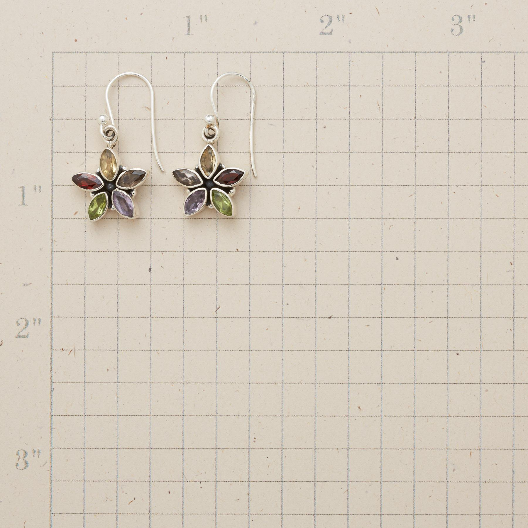 FLORAL FUSION EARRINGS: View 2