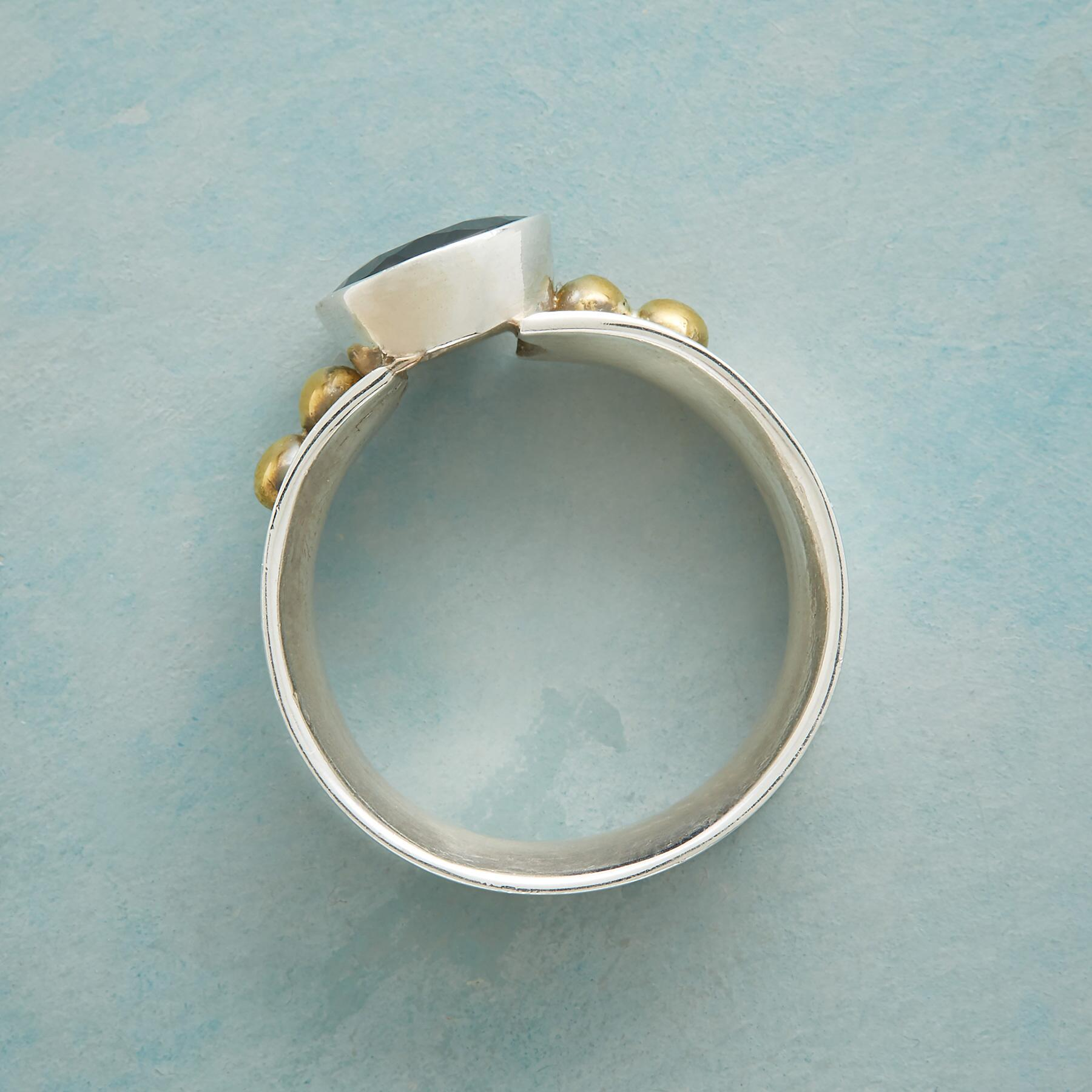 MIDNIGHT SUN RING: View 2
