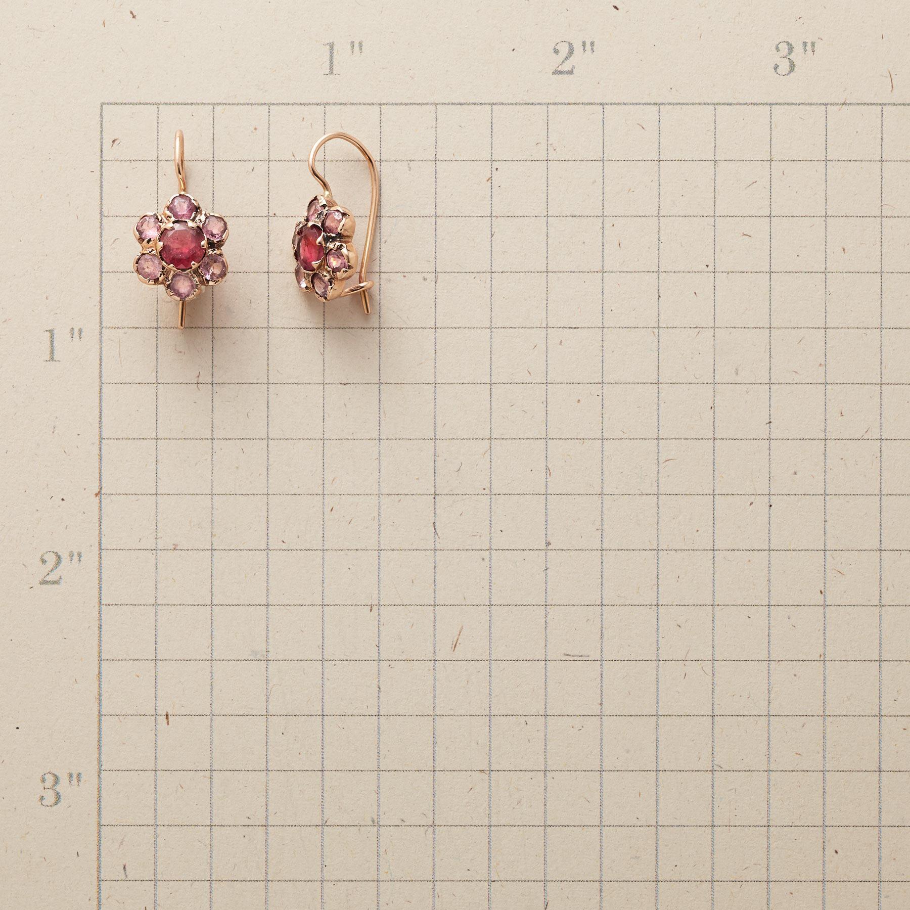 PRECIOUS PINK EARRINGS: View 2