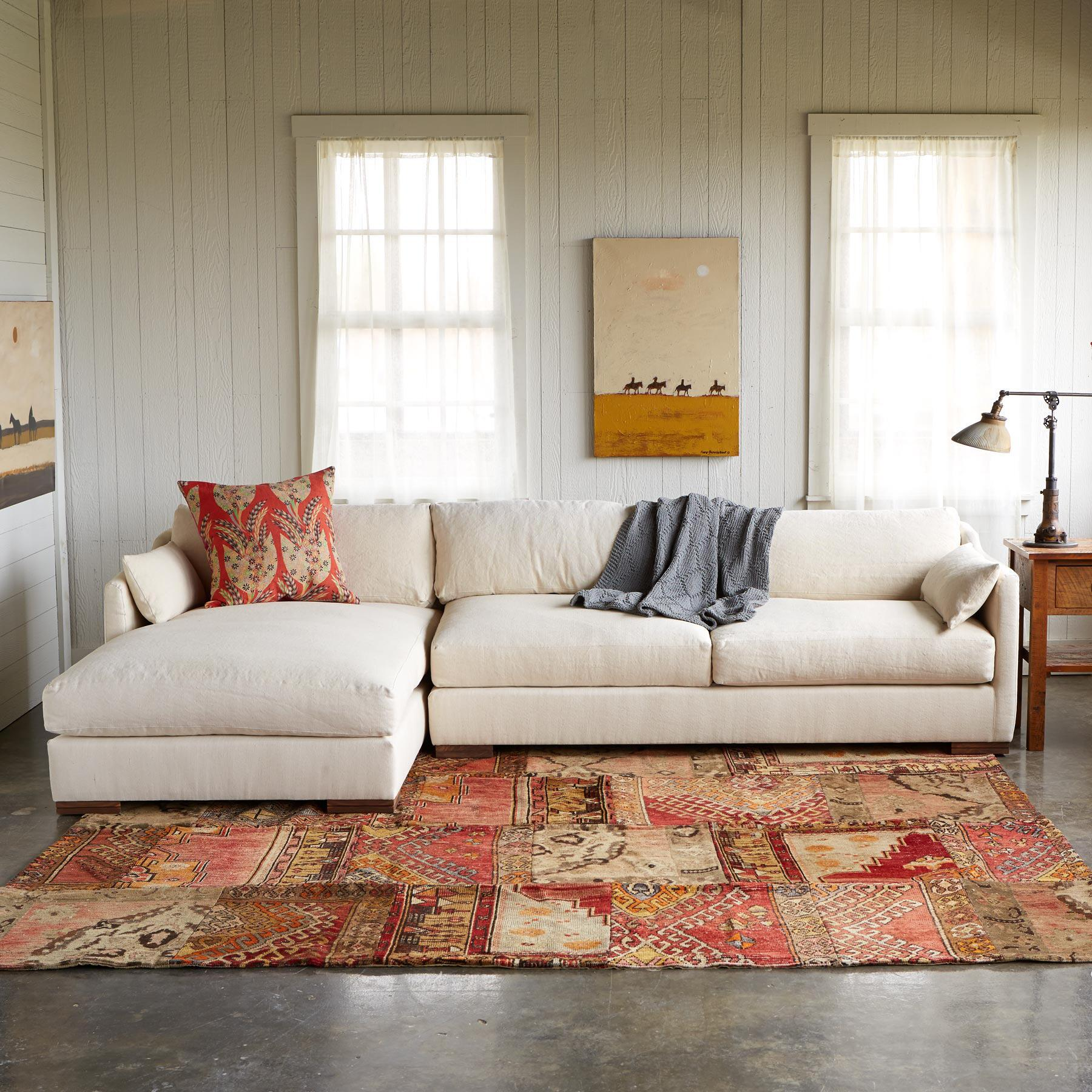 SQUARED - AWAY SECTIONAL: View 1