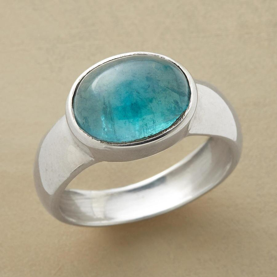 BLUE BEYOND RING
