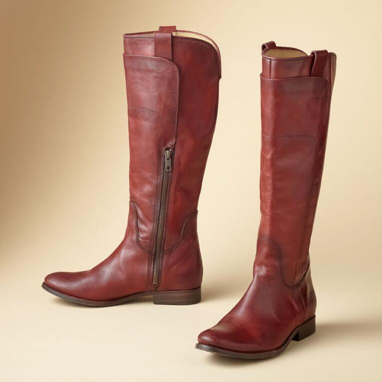 MELISSA TALL RIDING BOOT