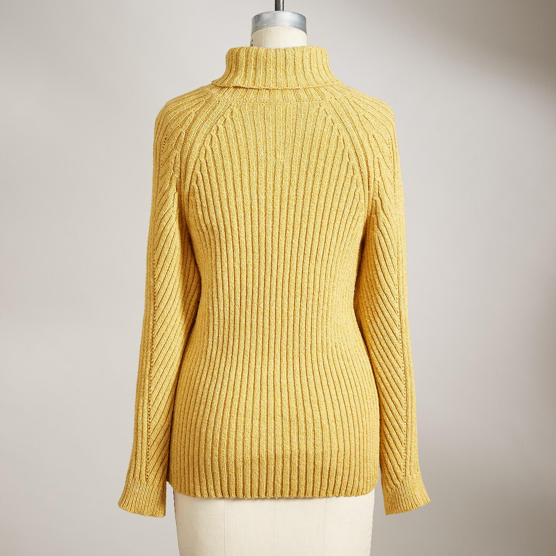 TOASTY DIMENSIONS TURTLENECK - PETITES: View 2