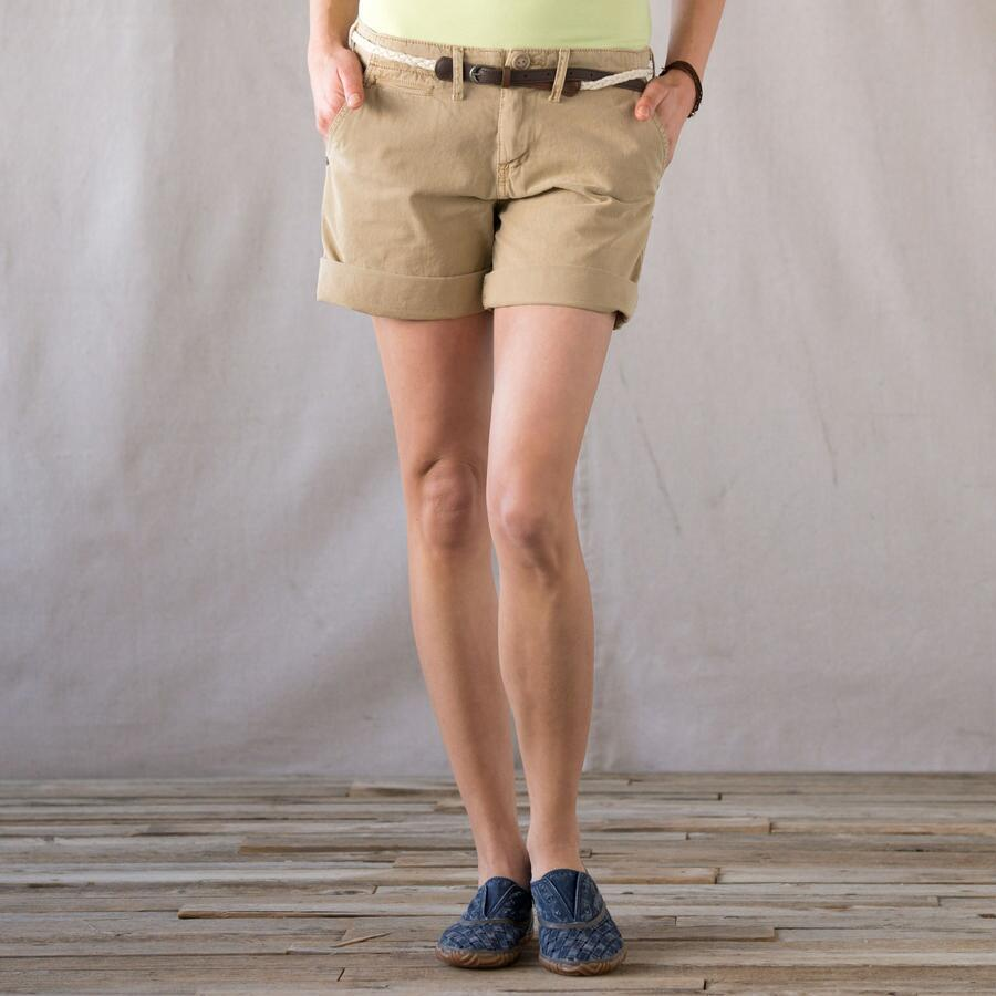 SANCTUARY CAMPFIRE ROLL SHORTS