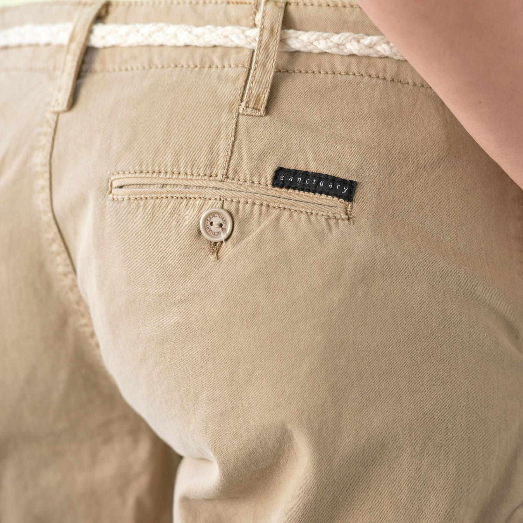 SANCTUARY CAMPFIRE ROLL SHORTS: View 3