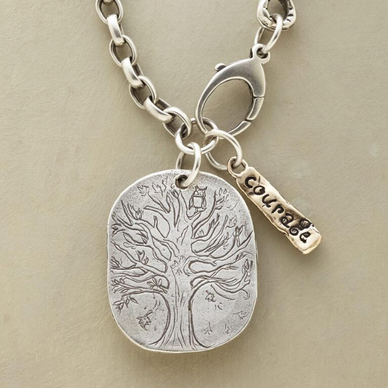 STAND STRONG NECKLACE