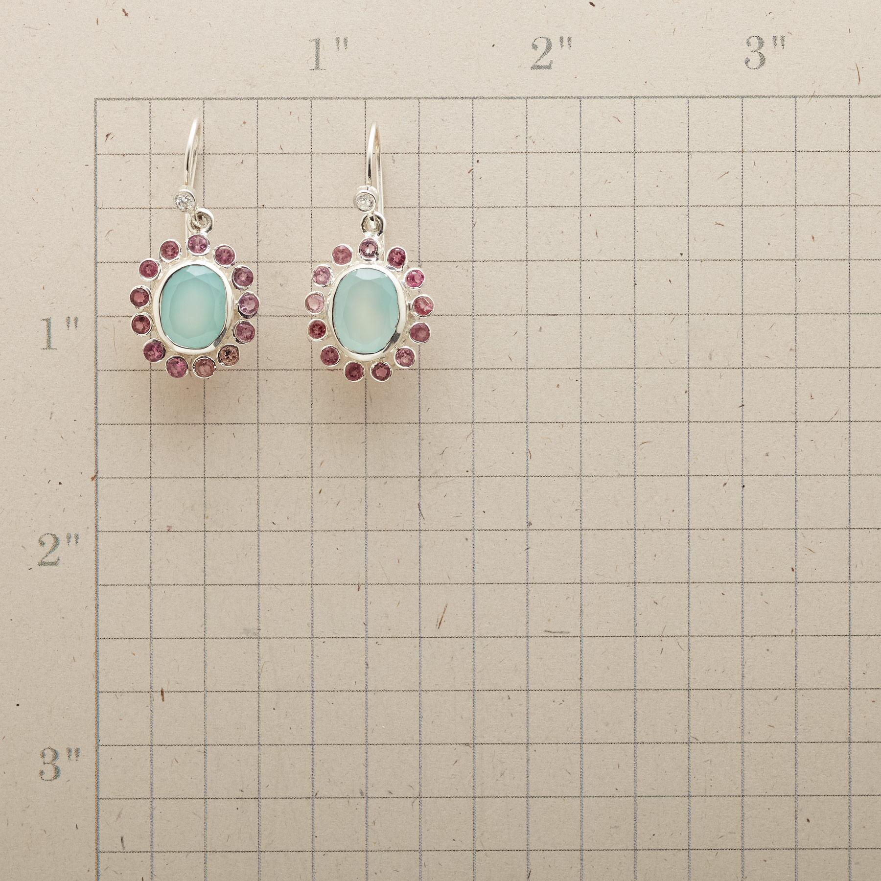 DREAM GARDEN EARRINGS: View 2