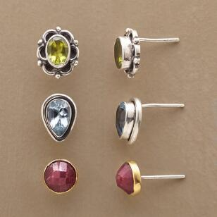 IN THE MIX EARRING TRIO