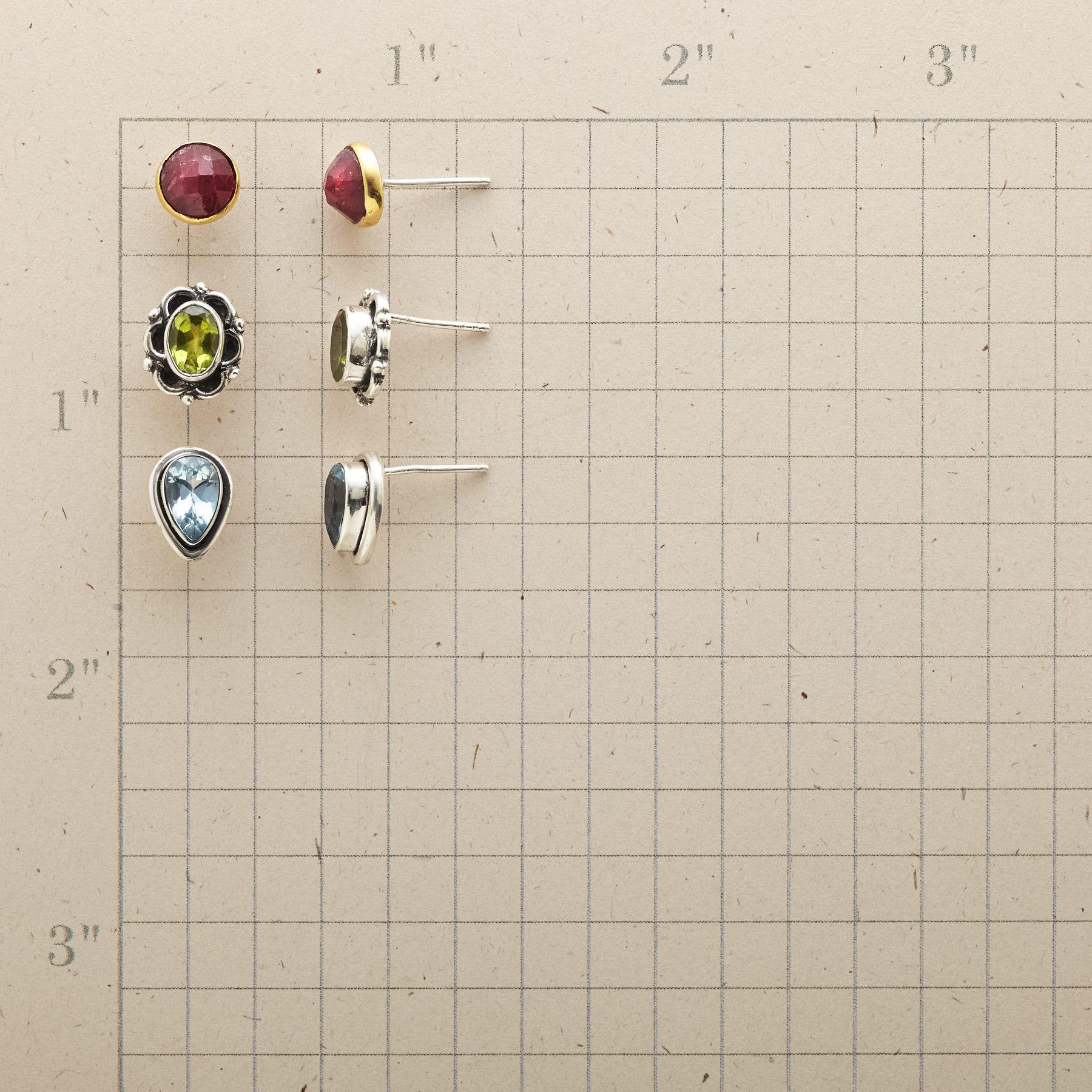 IN THE MIX EARRING TRIO: View 2
