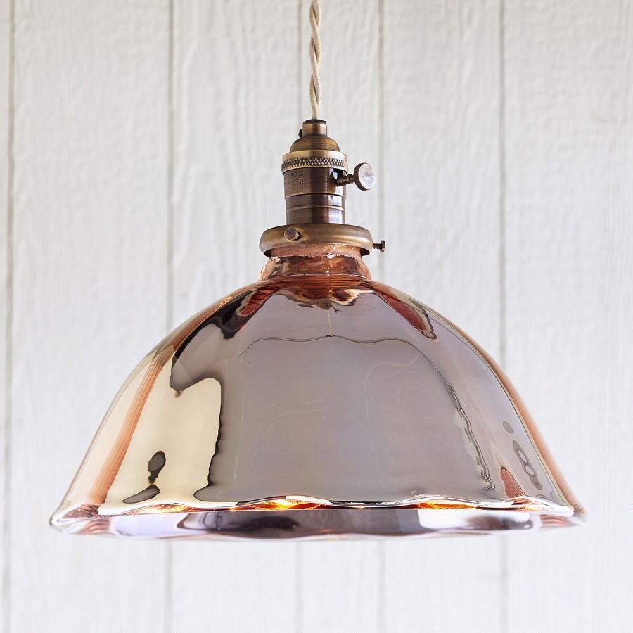 ROSY GLOW PENDANT LAMP