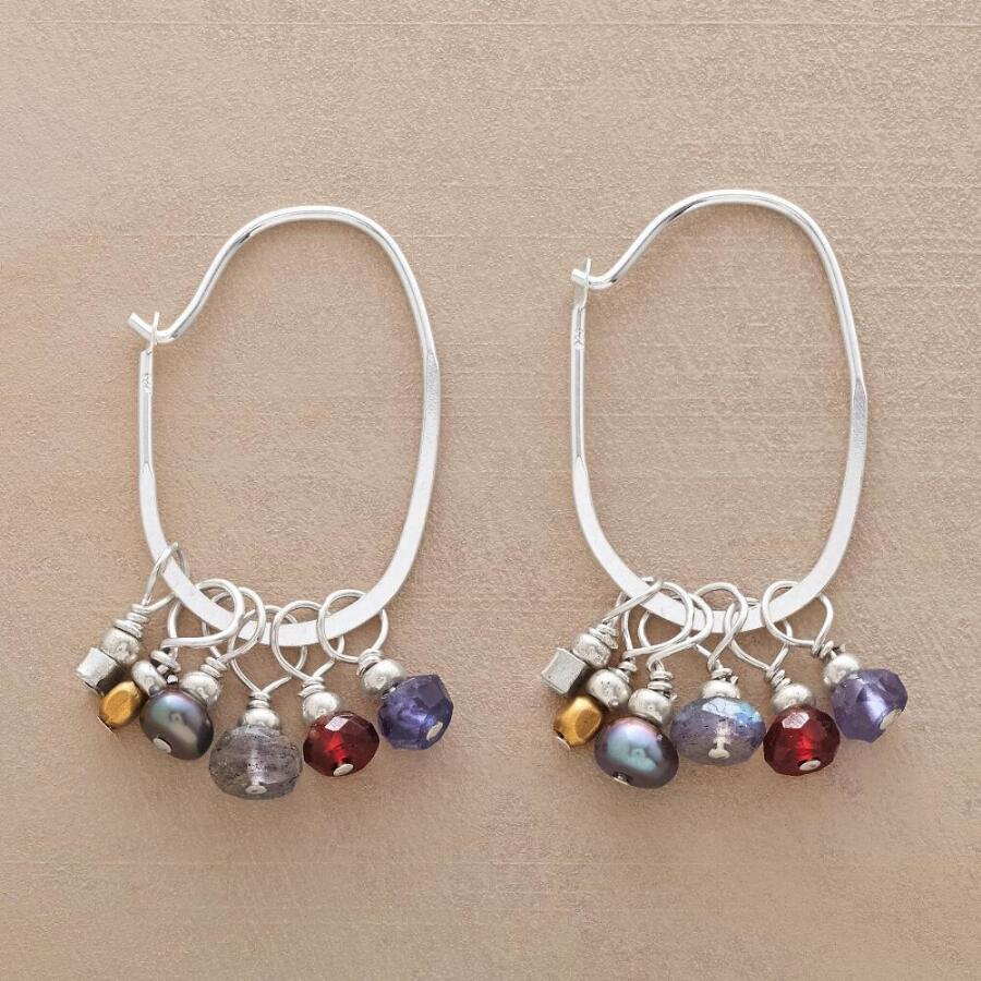 VIVANT HOOP EARRINGS