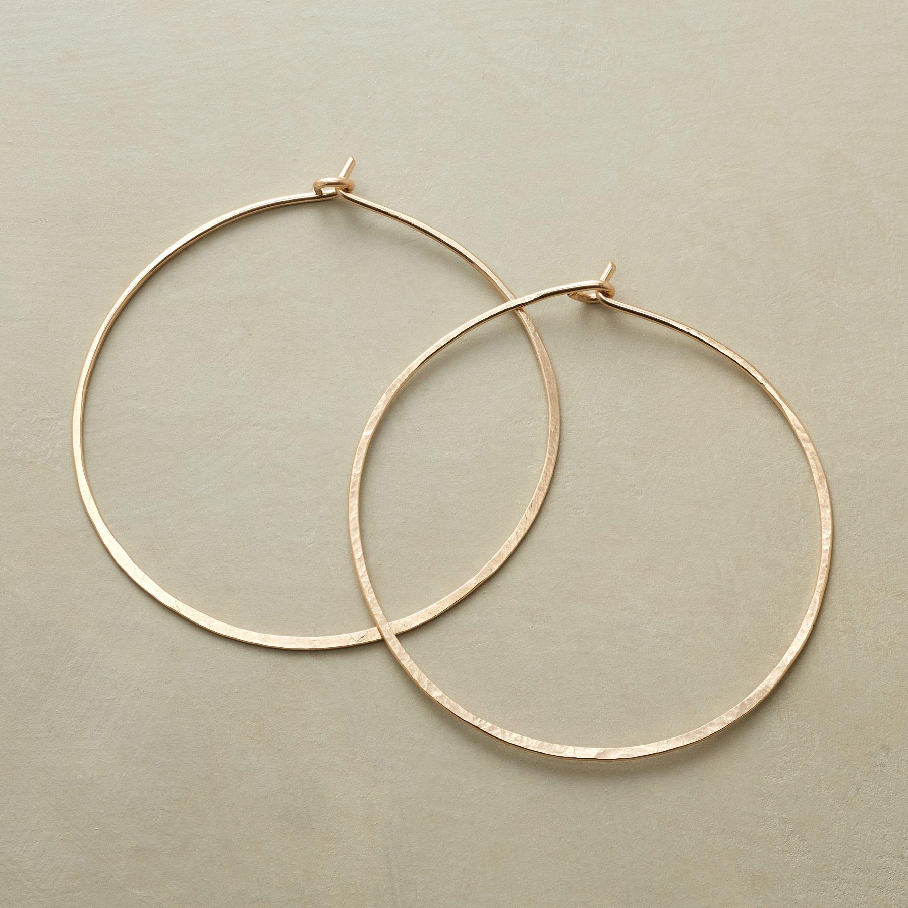 SHIMMERING HOOPS: View 1
