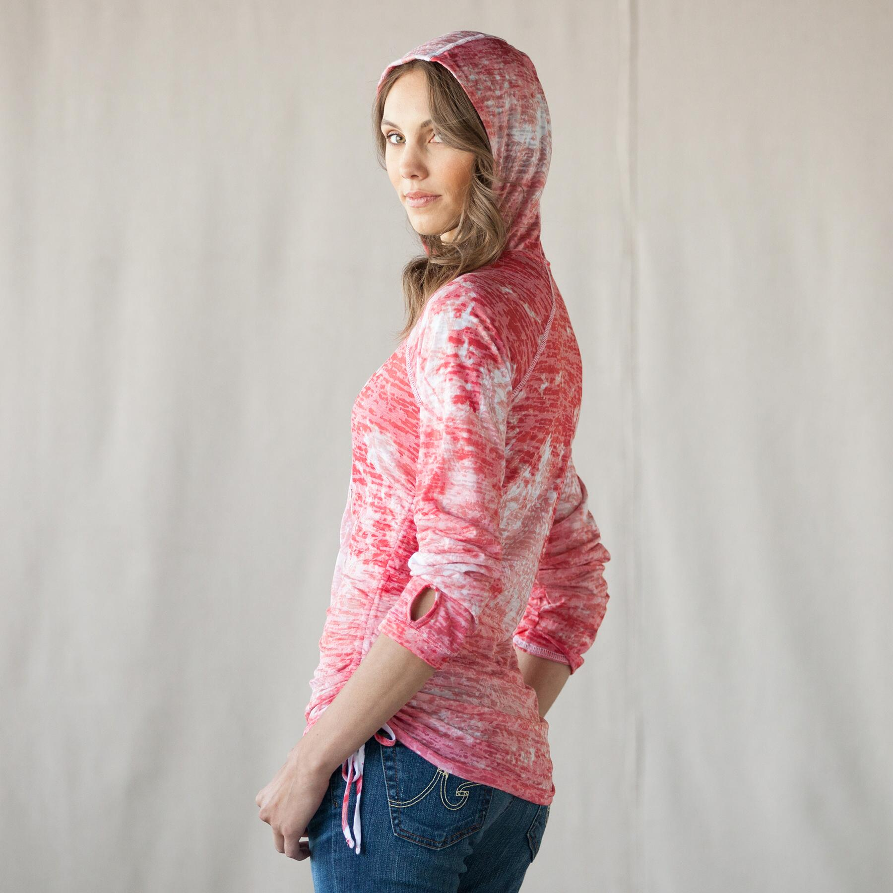 BAROQUE FOREST HOODIE: View 2