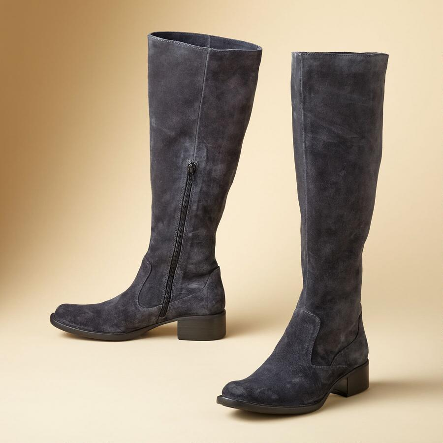 IELLE SUEDE BOOTS