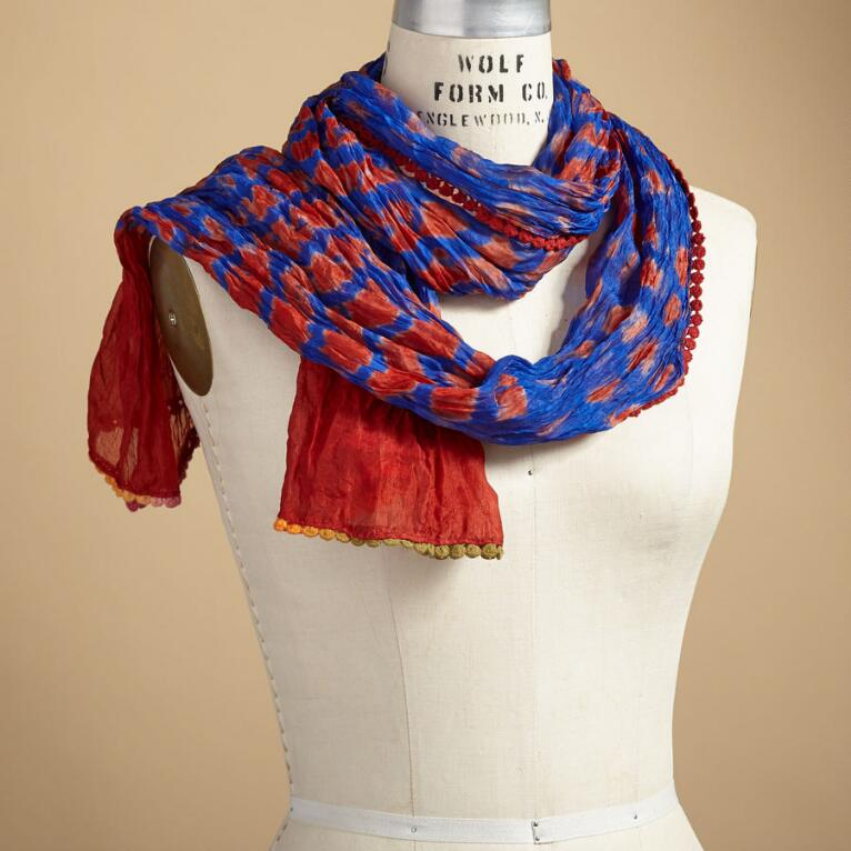 FORGET ME NOT SCARF