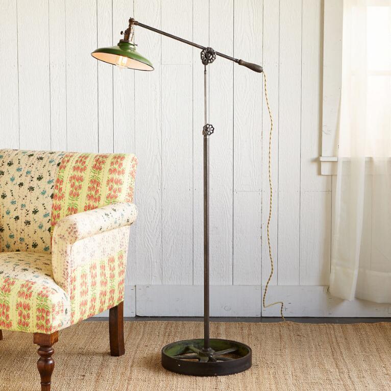 HOMESTEAD STEEL LAMP
