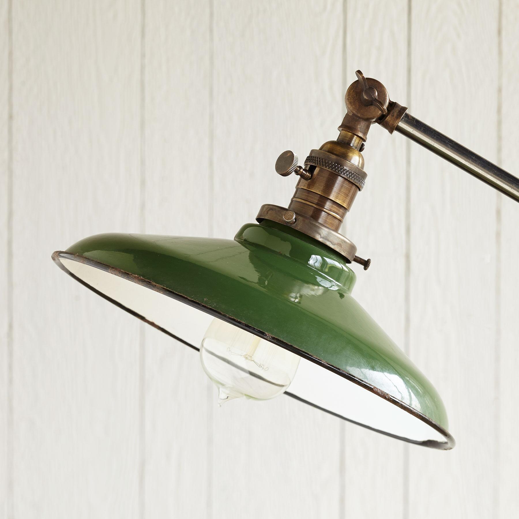 HOMESTEAD STEEL LAMP: View 2