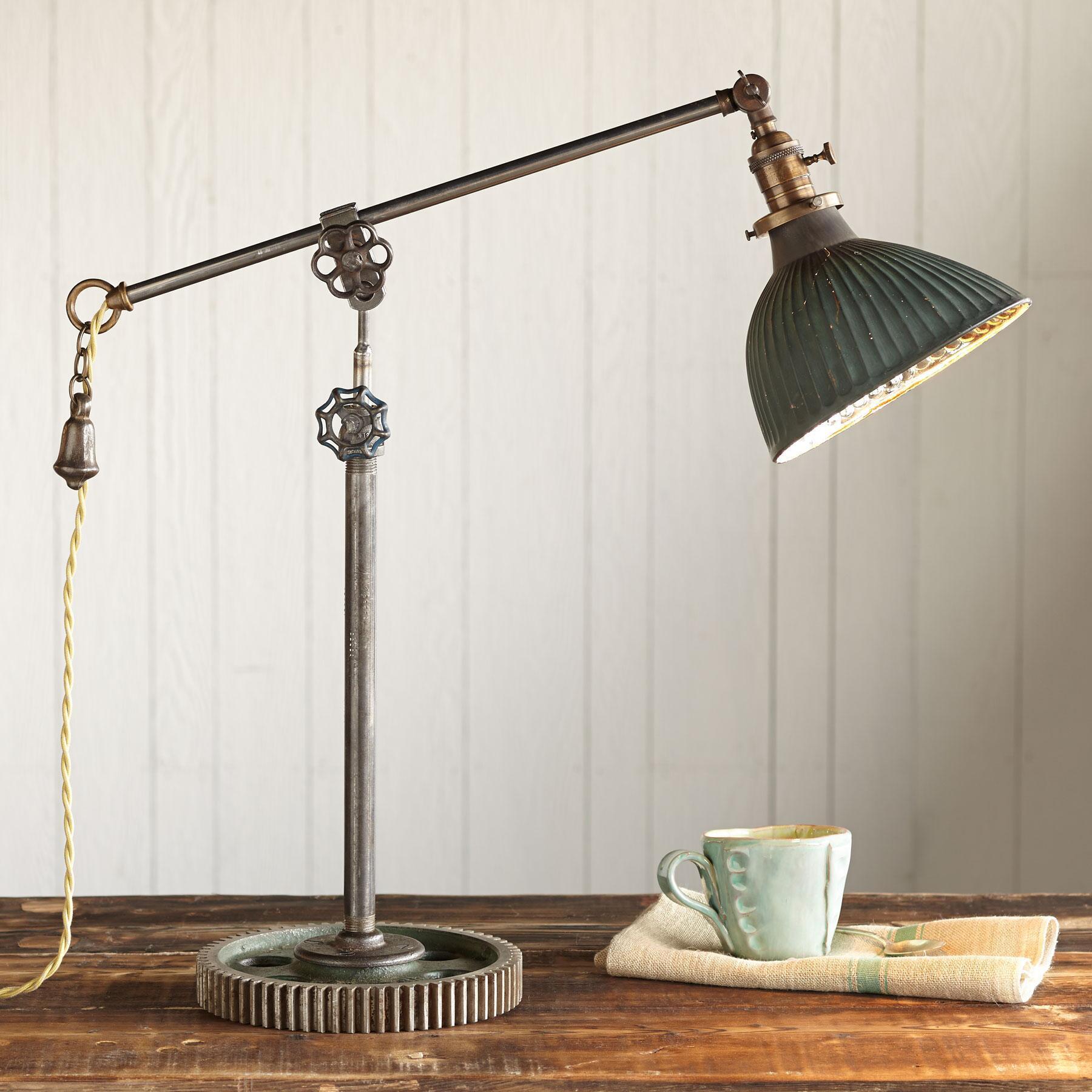 GRAND RAPIDS LAMP: View 1