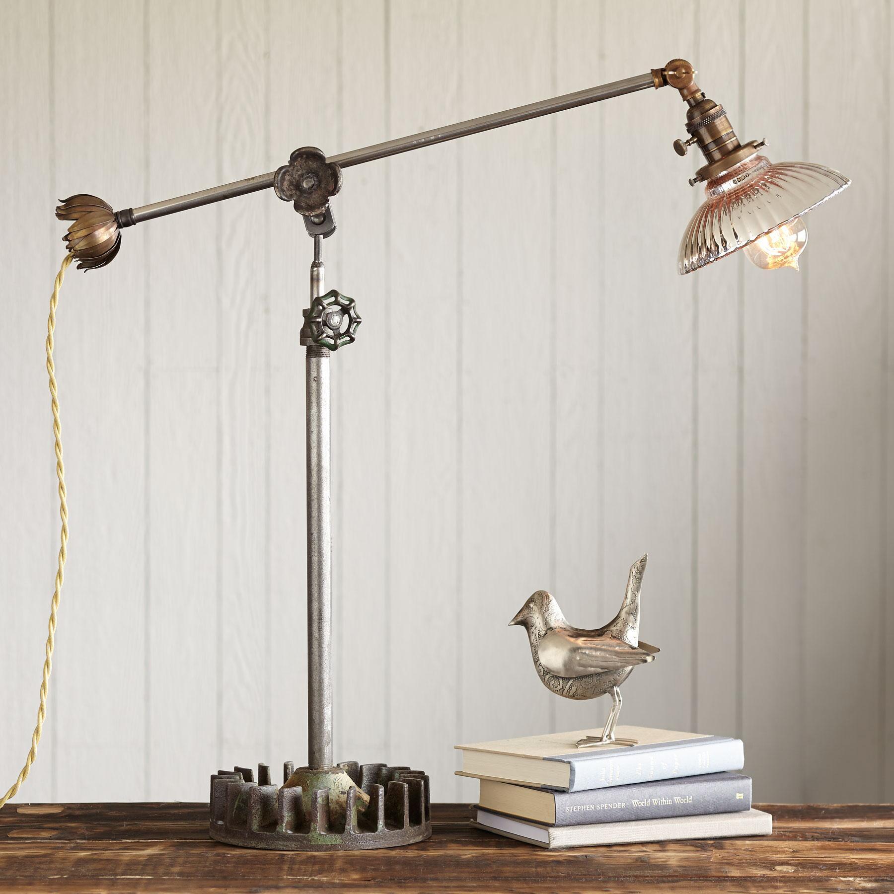 FALL RIVER LAMP: View 1