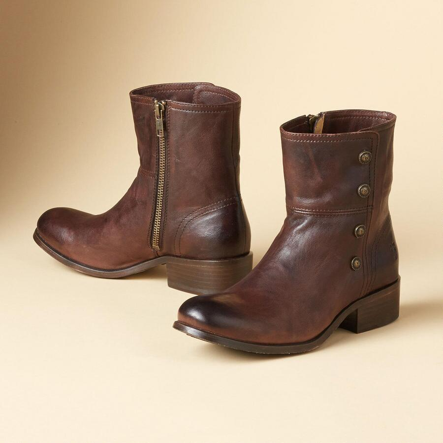 Lynn Military Boots