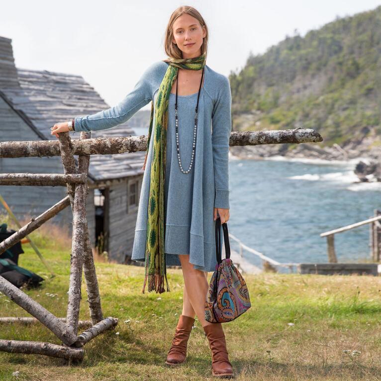 ISABELLA TUNIC DRESS