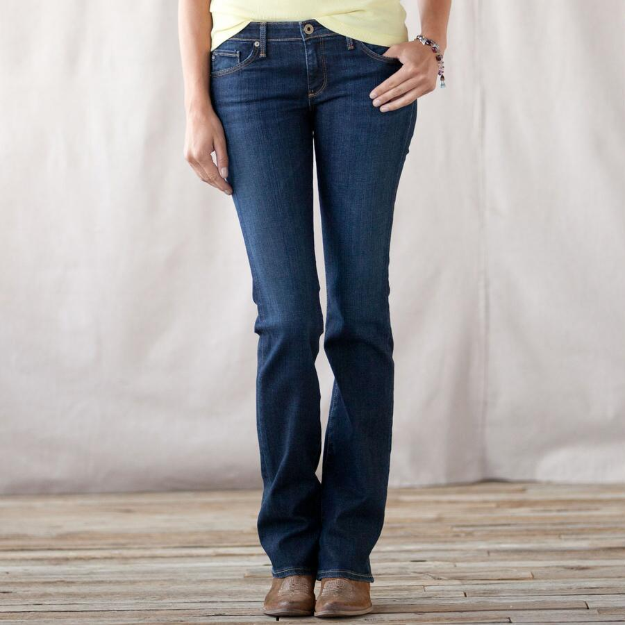 A G OLIVIA JEANS