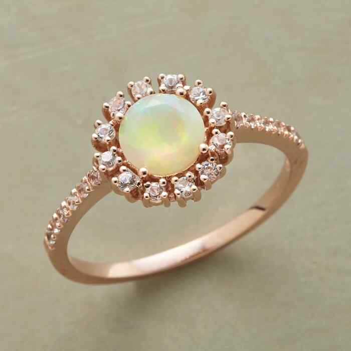 STARLIGHT CIRCLE RING