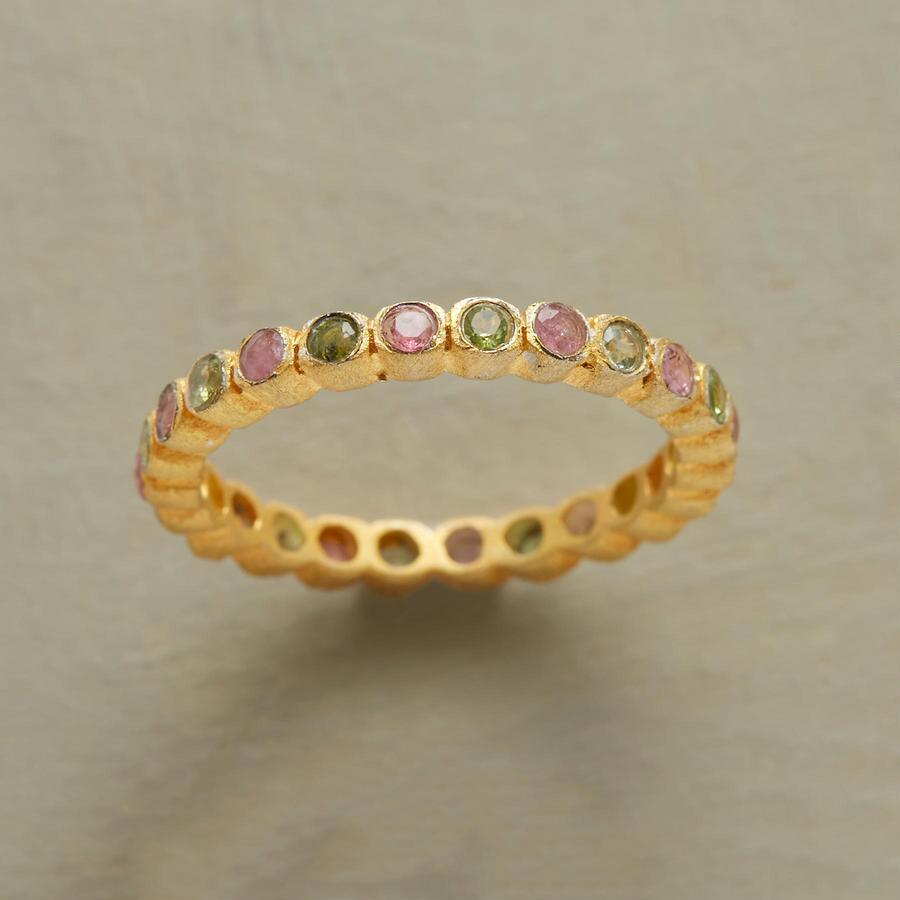 ENDLESS TOURMALINE RING