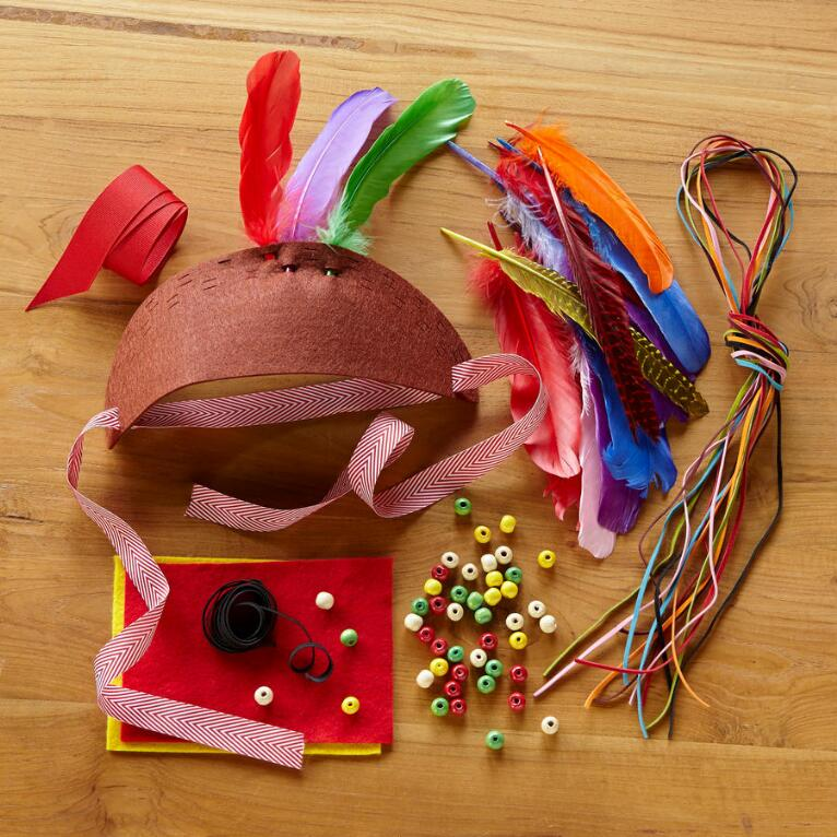 FEATHER CROWN KIT