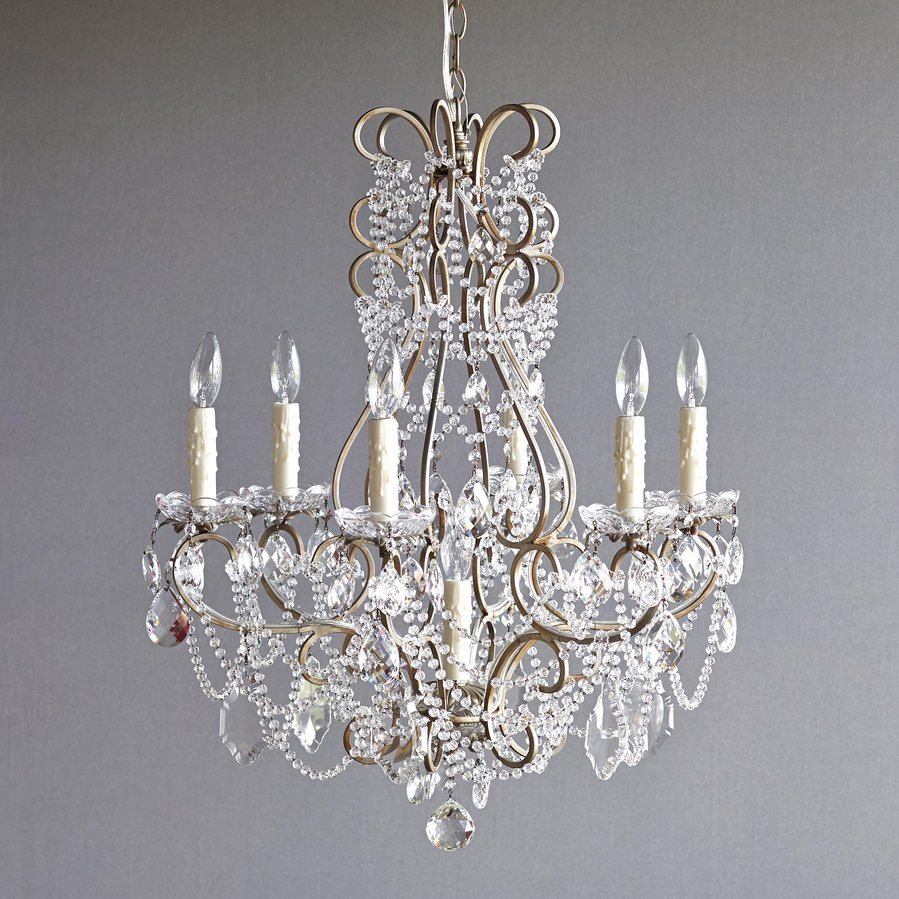 SYMPHONY OF LIGHT CHANDELIER: View 1