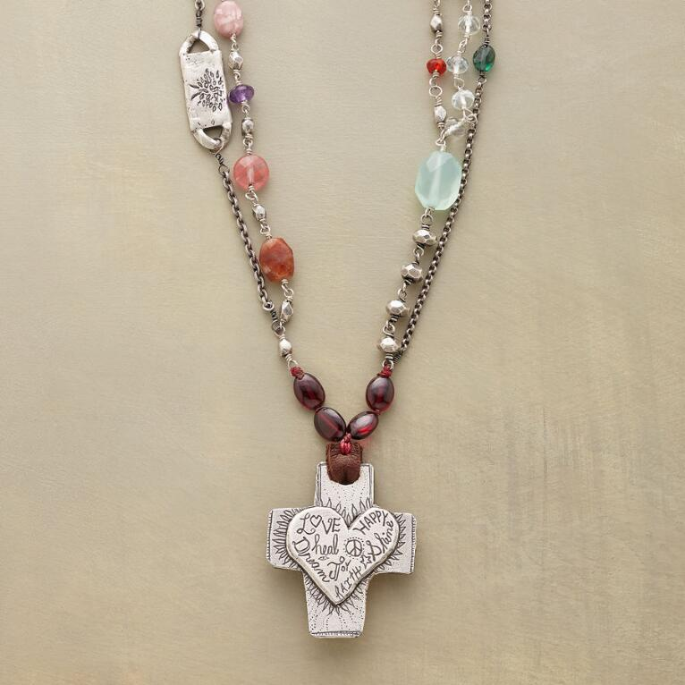 GOOD TIDINGS NECKLACE