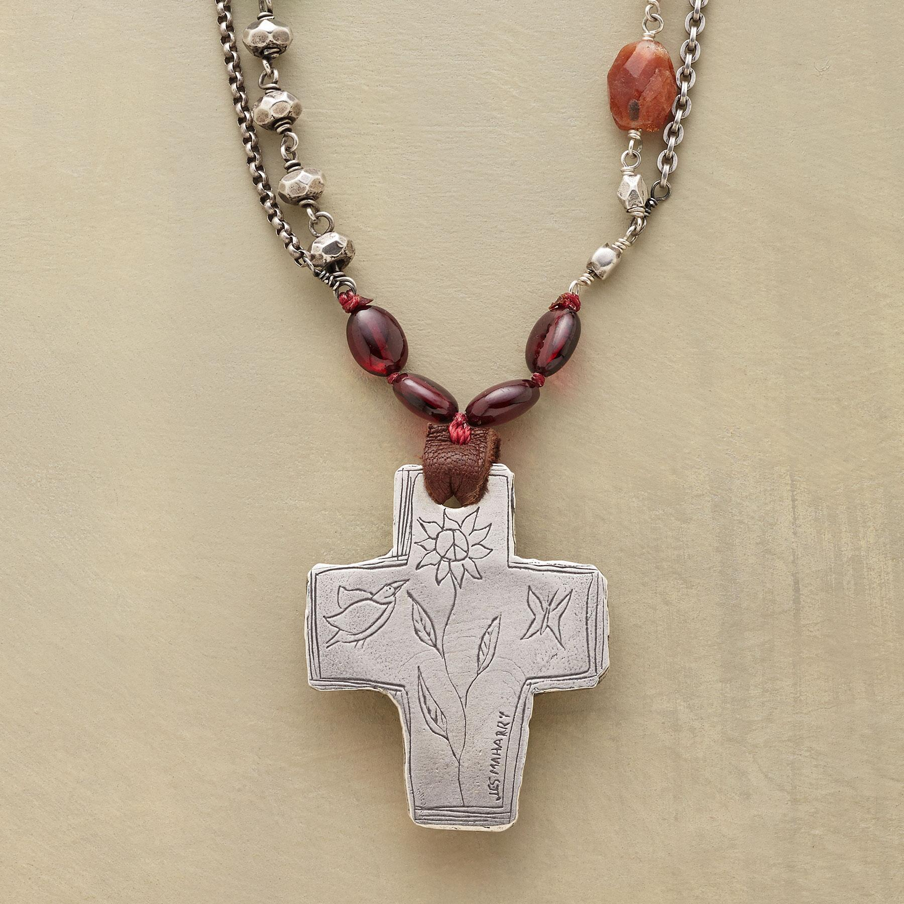 GOOD TIDINGS NECKLACE: View 3