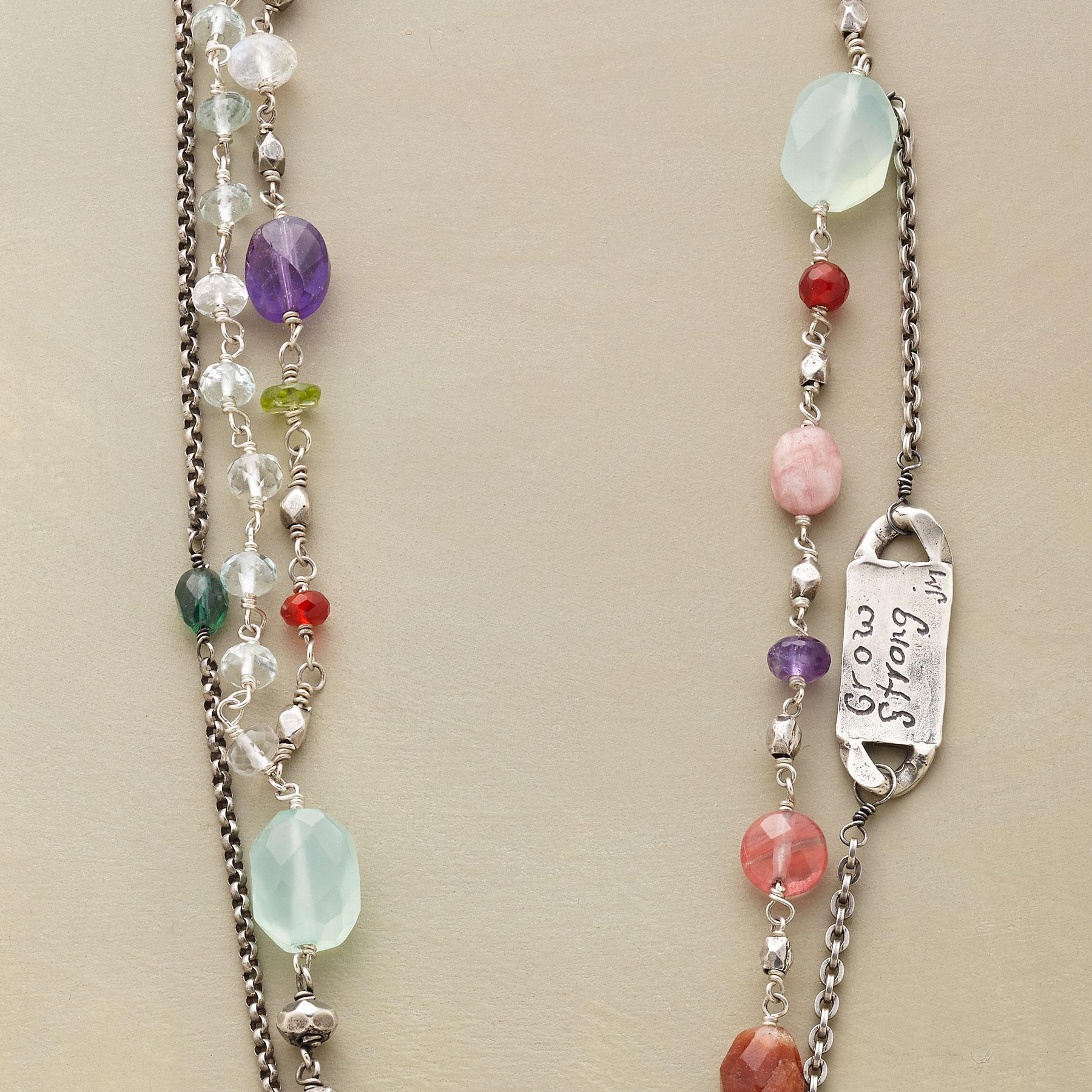 GOOD TIDINGS NECKLACE: View 5