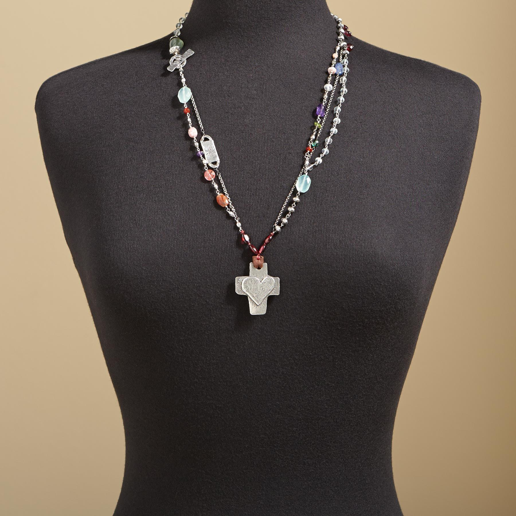GOOD TIDINGS NECKLACE: View 6