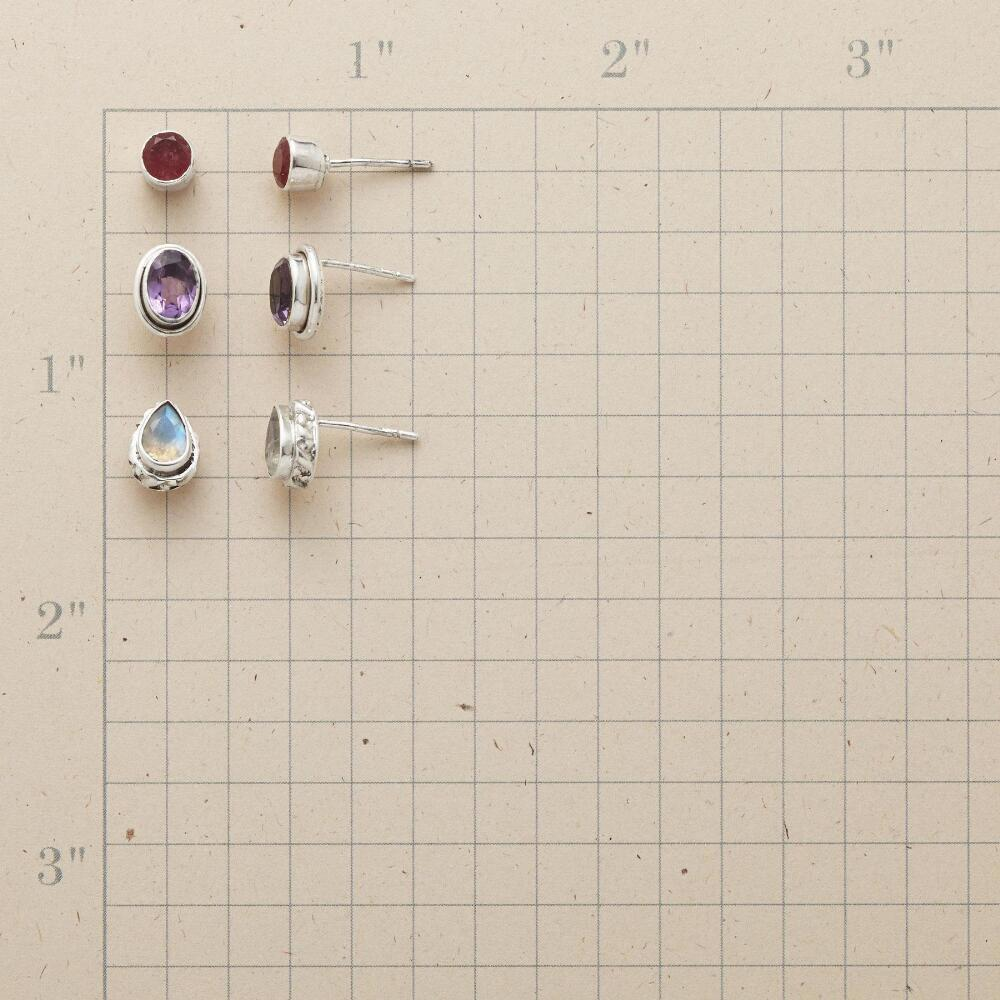 PERFECT CHOICE EARRING TRIO: View 2
