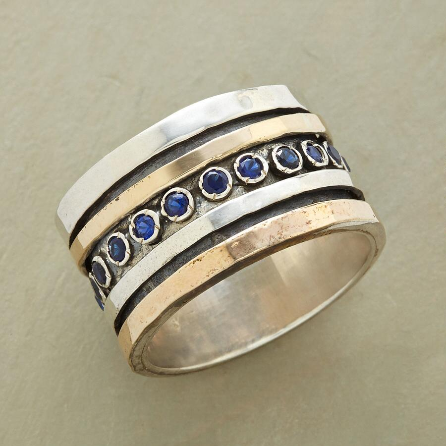 SAPPHIRE RIVER RING